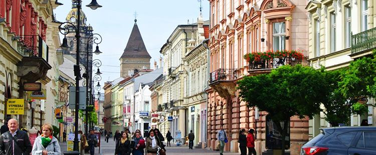 Основания для получения ВНЖ в Словакии